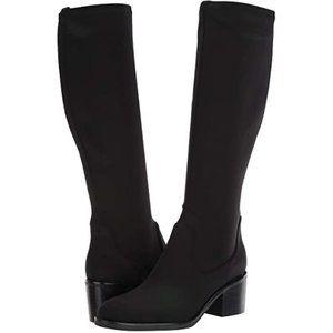 Donald Pliner Deno Knee High Block Heel Boot